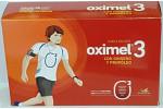 OXIMEL 3 - jalea real con Ginseng y Propoleo - 20 ampollas + 10 de regalo