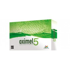 Oximel 5 jalea real 30 ampollas de 15 ml.