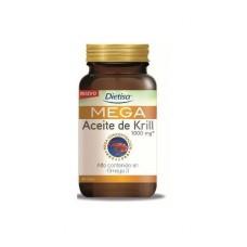 Mega aceite de KRILL 60 cap