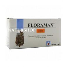 Floramax 6000 viales