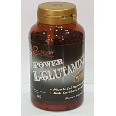 Power L-Glutamine 120 cap