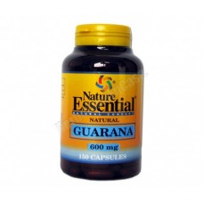 Guarana 600 mg. 50 Capsulas - Nature Essential