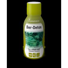 Ber-detox 250 ml ayuda a detoxicar nuestro cuerpo y a depurar toxinas