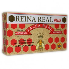 Reina Real PLUS  - jalea real y ginseng rojo