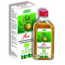 Apio Bio jugo de planta fresca  -  200 ml - eliminación de líquidos asegurada