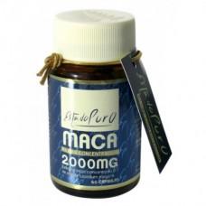 Maca Estado Puro   2000 mg.     aumenta la fertilidad y mejora la líbido.