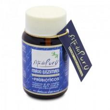 Maxi Enzimas + Probióticos 40 cap